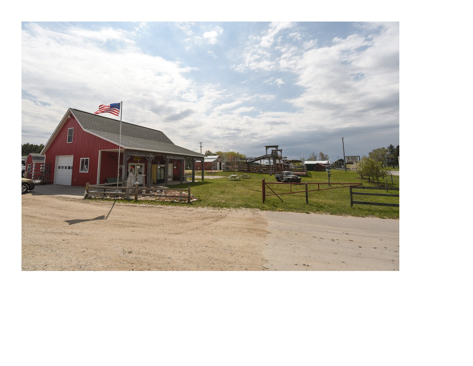 Pumpkin Patch at Pahl's Country Store